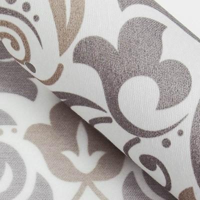 Тканевый ролет BAROCCO 03 Grey / Серый