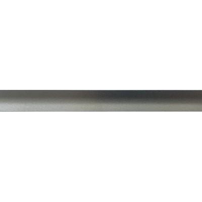 Горизонтальные алюминиевые жалюзи 16 мм Серебристый матовый № 48